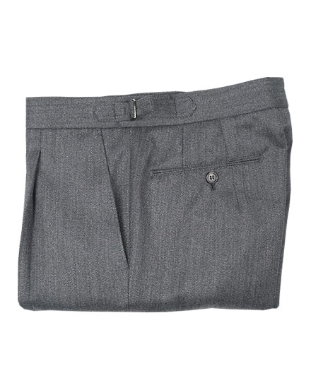 Signature Pants 02CANONICO COVERT GRAY