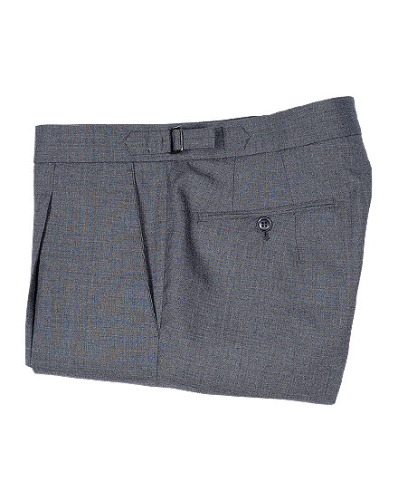 Signature Pants 02SUMMER WOOL GRAY