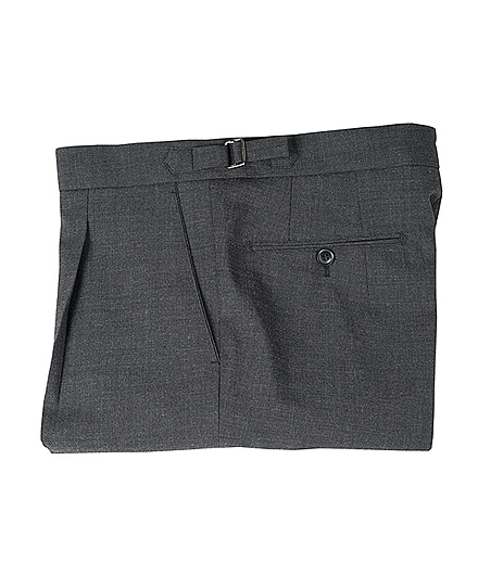 Signature Pants 02SUMMER WOOL ANGELICO CHARCOAL