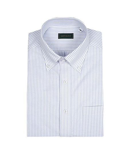 SHIRTSBENGAL STRIPE OXFORD BLUE