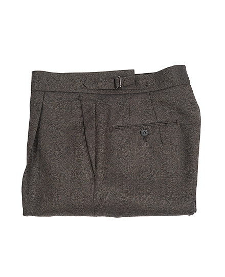 Signature Pants 02STANDEVEN HERITAGE TWIST BROWN