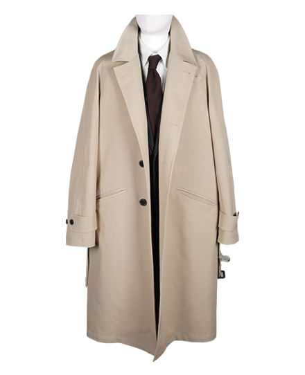 COATSHELL COAT 2.0 BEIGE